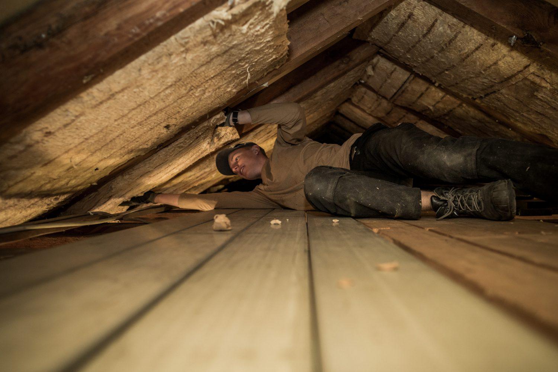 kann man ein dach nachträglich dämmen? darauf müssen sie achten